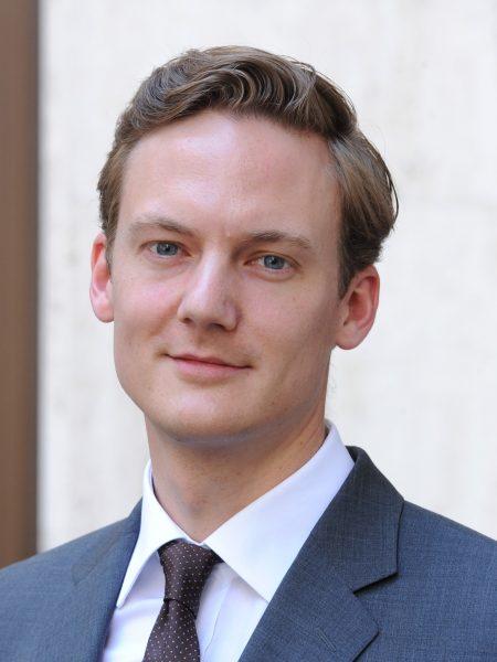 Portraitfoto Dr. Thomas Lange