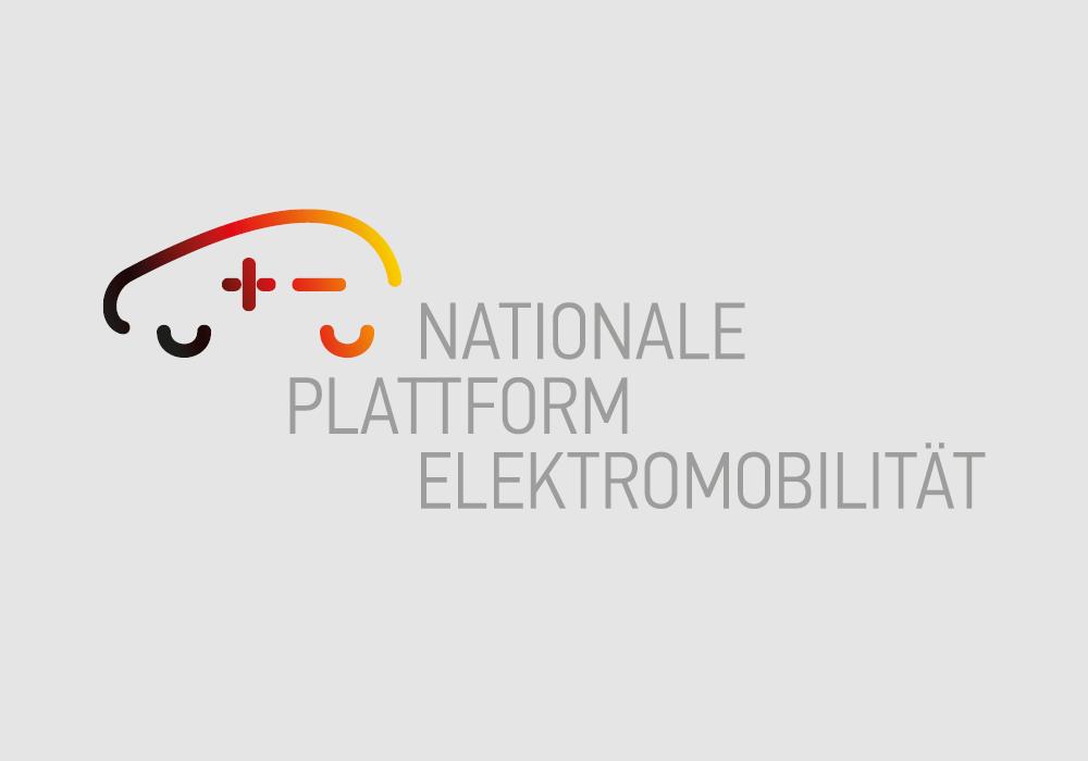 Logo der Nationalen Plattform Elektromobilität