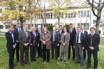 Teilnehmer Workshop Neuausrichtung der Energiewende