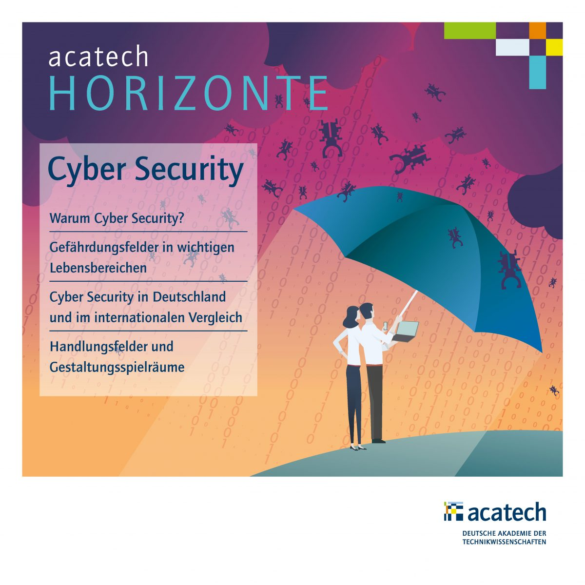 acatech HORIZONTE: Cyber Security