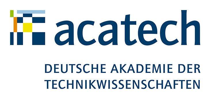 Logo acatech; Deutsche Akademie der Technikwissenschaften