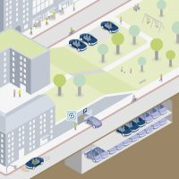 Valet Parking und produktivere Flächennutzung