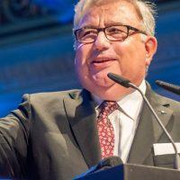 Präsident Dieter Spath bei der acatech Festveranstaltung am 15. Oktober 2019 in Berlin