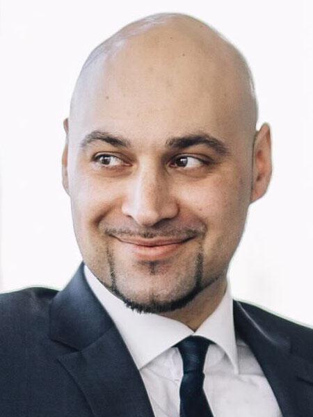 Portrait Roman Dumitrescu
