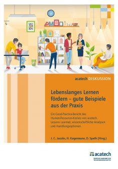 "Titelbild der Publikation ""Lebenslanges Lernen fördern"""