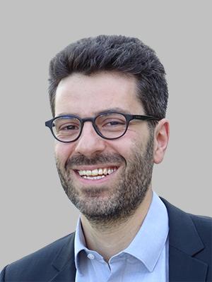 Porträtfoto Cyril Stephanos