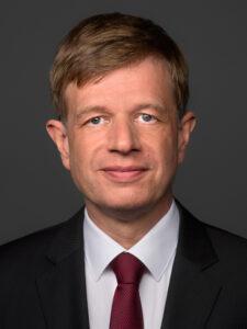 Portraitfoto Ulrich Glotzbach