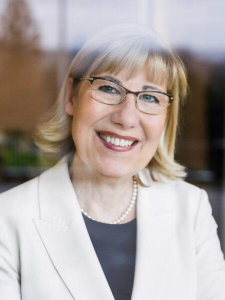 Portraitfoto von Ursula Gather, Krupp-Stiftung