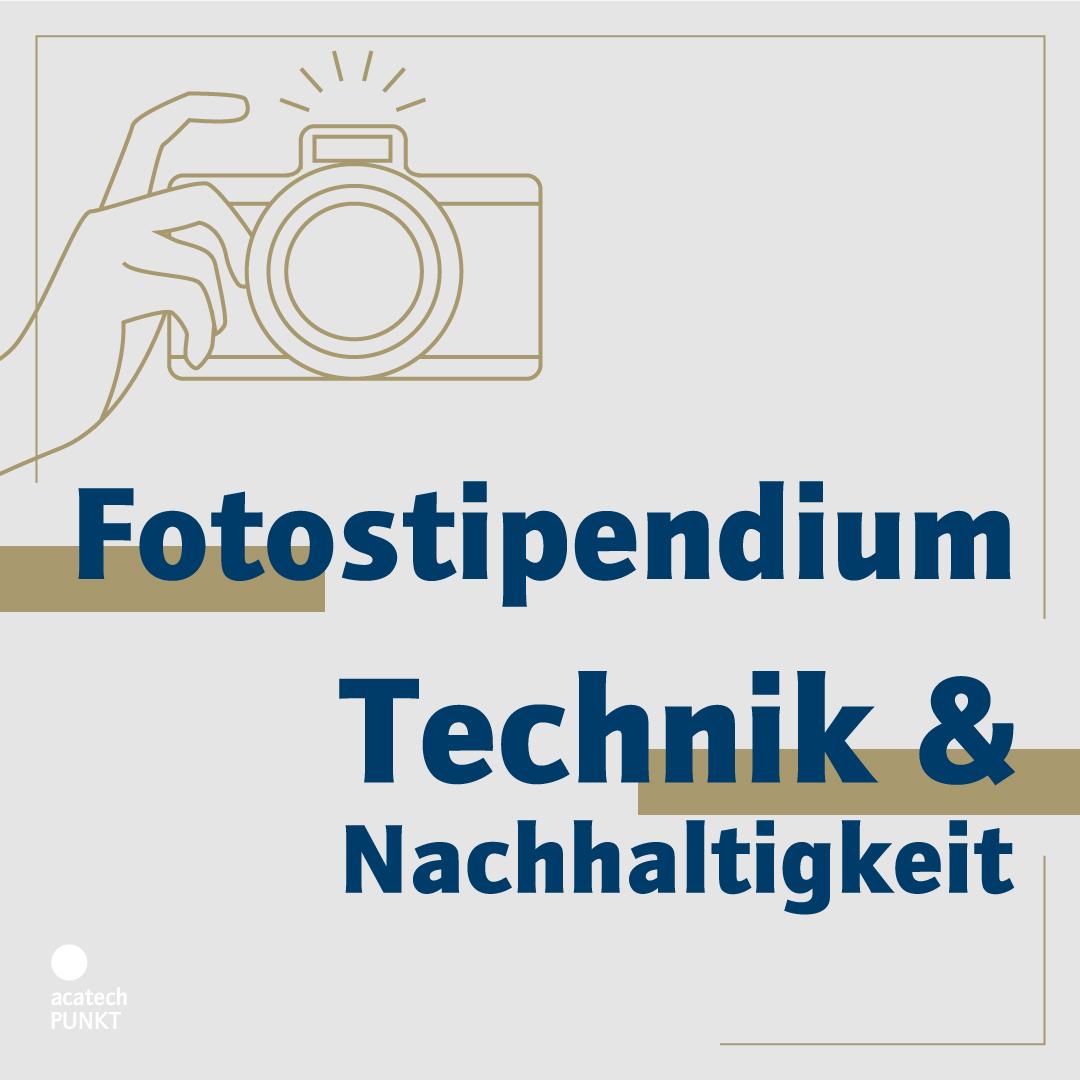 Mögliche Themen für das Fotostipendium in einem GIF