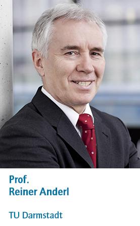 Anderl, Forschungsbeirat Industrie 4.0, acatech
