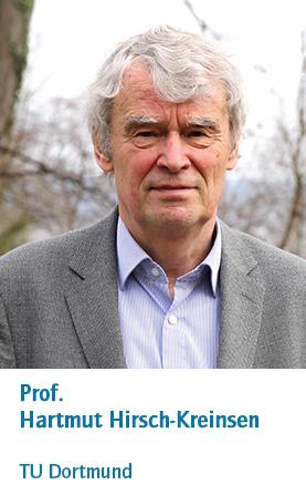 Hirsch-Kreinsen, Forschungsbeirat Industrie 4.0, acatech