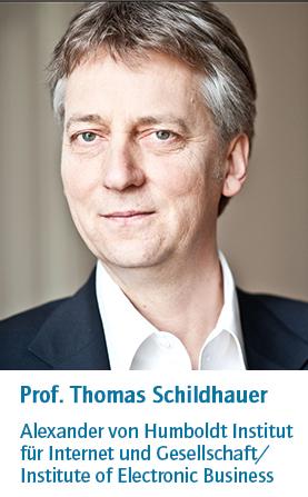 Schildhauer, Forschungsbeirat Industrie 4.0, acatech