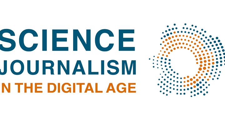 Logo Projekt Science Journalism in the digital age