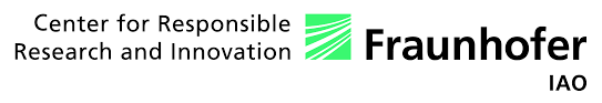 Logo des Center for Responsible Research and Innovation, Fraunhofer IAO