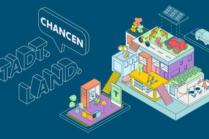 Visual Projekt Stadt Land Chancen