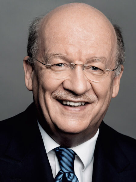 Portrait Wolfgang Wahlster