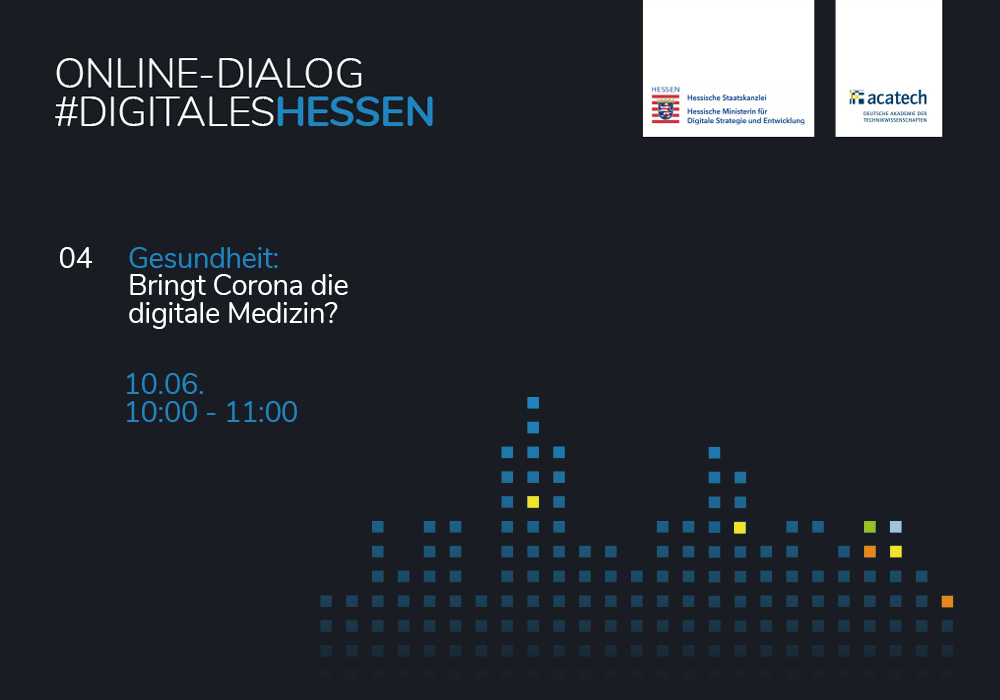 Visual Online-Veranstaltung Digitales Hessen