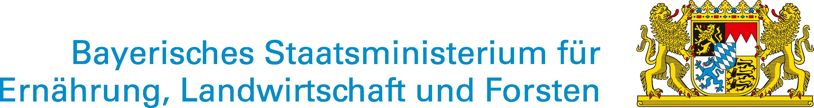 Logo des Bayerischen Staatsministerium für Ernährung, Landwirtschaft und Forsten