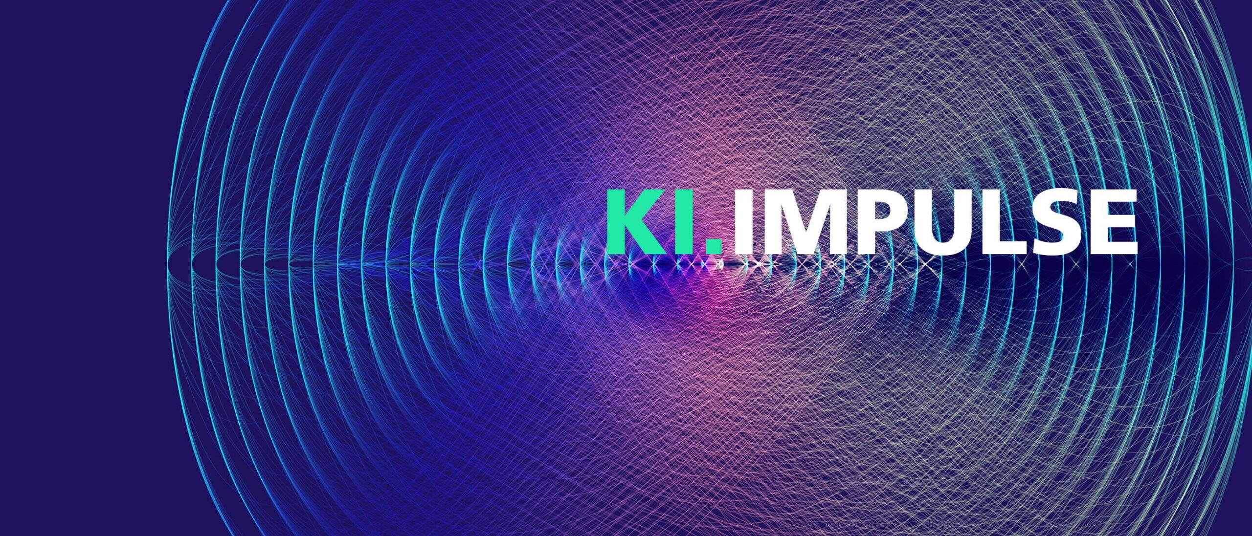 Key Visual PLS Webtalk-Reihe KI.Impulse